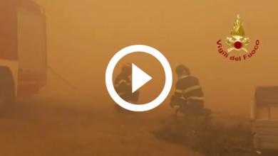 Incendi in Sardegna