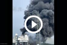 esplosione in un impianto chimico in Germania