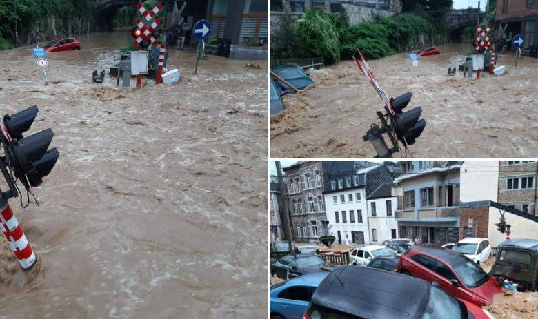 alluvione Belgio