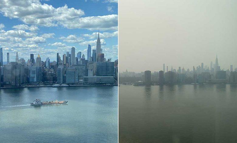 new york fumo incendi
