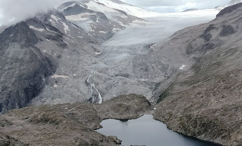ghiacciai italiani adamello