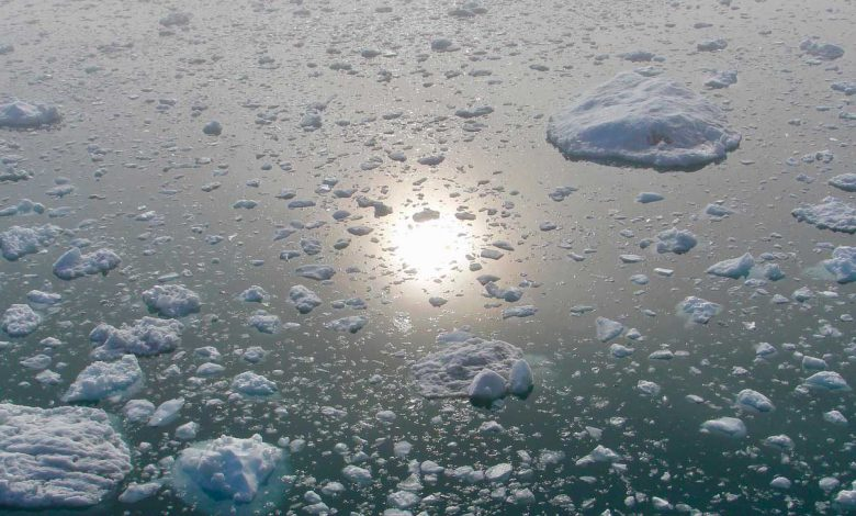 groenlandia pioggia caldo ghiacci