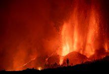 Canarie - Cumbre Vieja eruzione