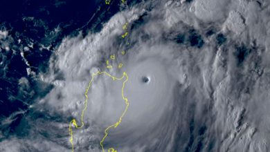 tifone chanthu filippine taiwan