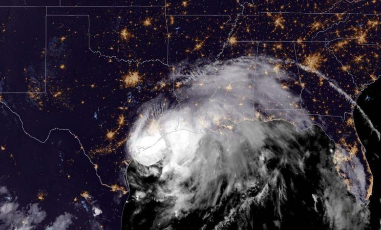 Uragano Texas