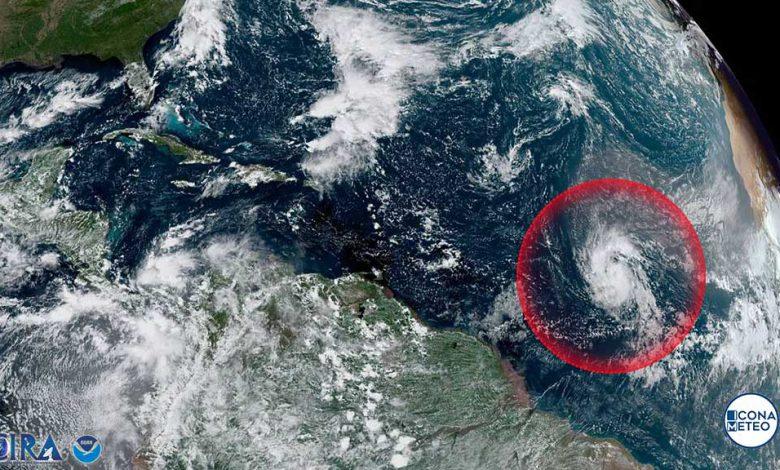 uragano Sam
