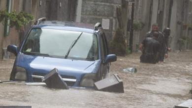 liguria alluvione